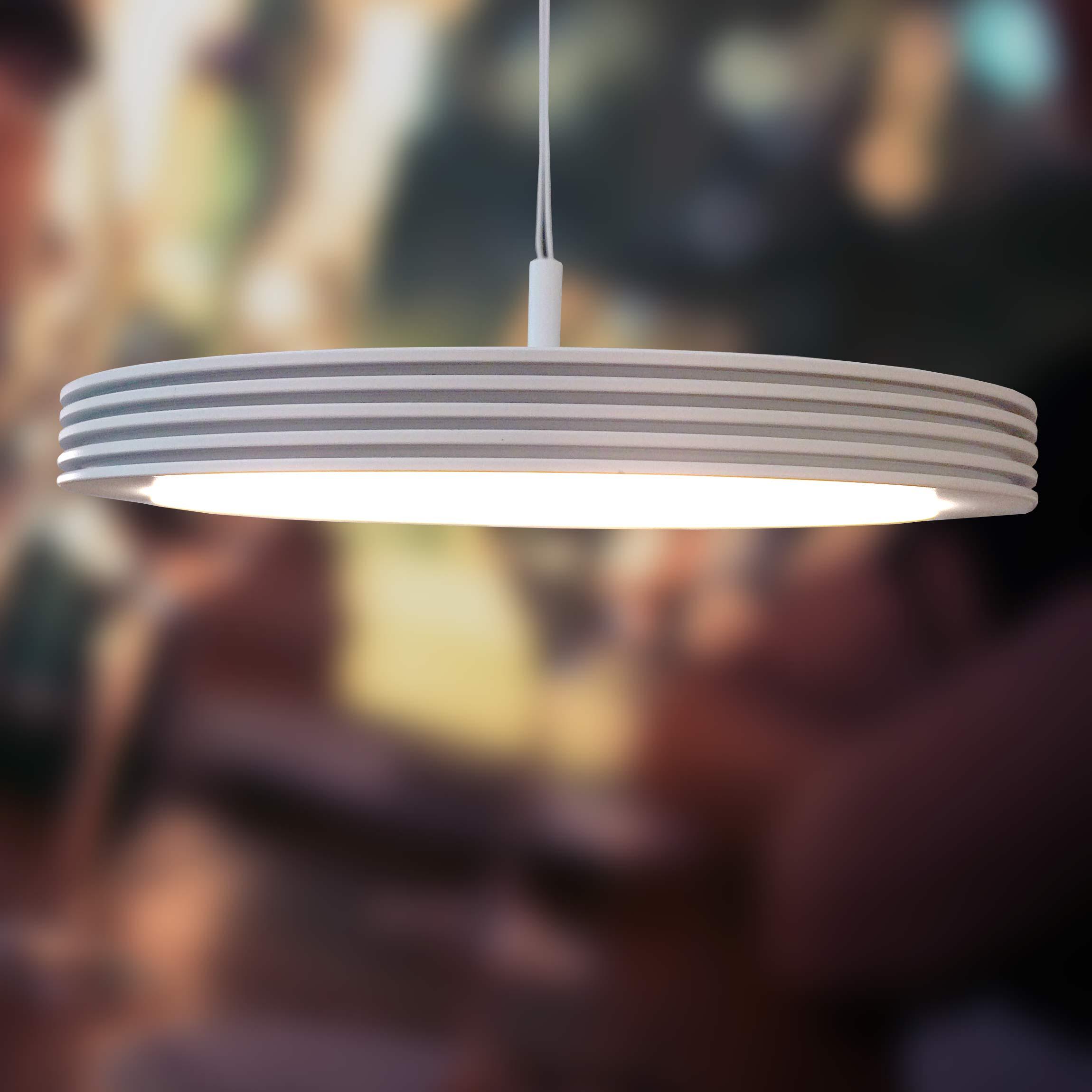 Filigrane LED Pendelleuchte FLY ✓ von USUS | Lichtraum24