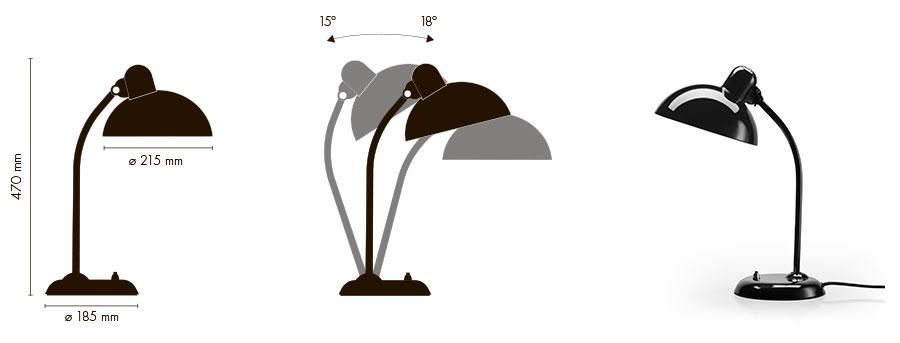 kaiser-idell-6556-T-tischleuchte-schwarz-lichtraum24