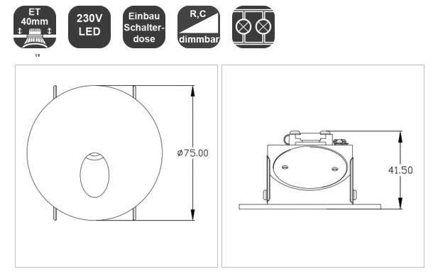 mobilux-treppenlicht-wallwasher-schalterdose-weiss-runde-lichtraum24-03